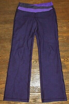 $ CDN9.37 • Buy Lululemon Leggings YOGA Pants Fitness Purple Women's 8