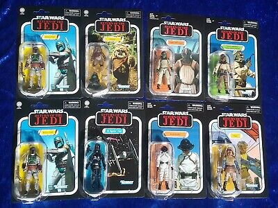 $ CDN49.80 • Buy Star Wars The Vintage Collection | 8 X 3.75  Kenner Return Of The Jedi | Box