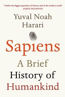 AU162.55 • Buy Sapiens A Brief History Of Humankind