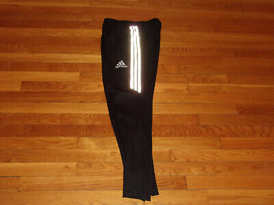 AU1.30 • Buy Adidas Climacool Black Athletic Pants Mens X-small Nice Condition