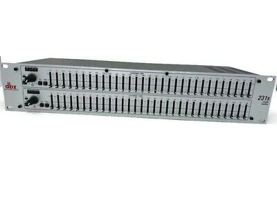 AU116.06 • Buy Dbx 231S Dual Channel 31 Band Equalizer