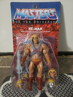 $185 • Buy Masters Of The Universe Ultimate Edition Filmation He-Man 2.0 New M