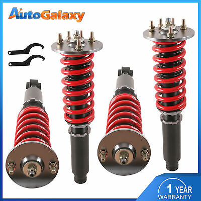 $239.79 • Buy 4PCS Coilovers Struts Adj. Height For 98-02 Honda Accord 99-03 Acura TL 01-03 CL