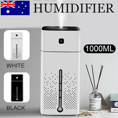 AU15.33 • Buy Aroma Aromatherapy Diffuser USB Essential Oil Ultrasonic Air Humidifier Purifier