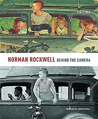 $ CDN48.45 • Buy Norman Rockwell: Behind The Camera, Schick, Ron, Used; Very Good Book