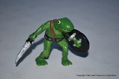 AU12.74 • Buy TSR Hobbies Dungeons & Dragons 1982 Action Figure Bullywugs Frog Warrior Nice!