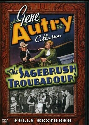 £12.73 • Buy Gene Autry Collection: Sagebrush Troubad DVD Incredible Value And Free Shipping!