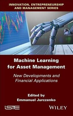 Machine Learning For Asset Management : New Developments And Financial Applic... • 101.03£