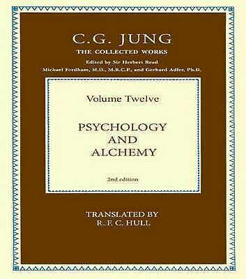 Psychology And Alchemy, C. G. Jung,  Hardback • 67.21£