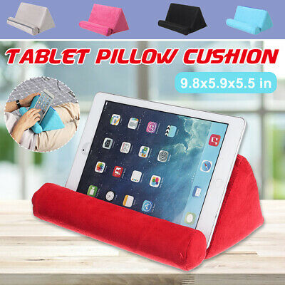 AU11.65 • Buy Portable Tablet Pillow Stand For IPad Phone Reading Bracket Holder Cushion Pad