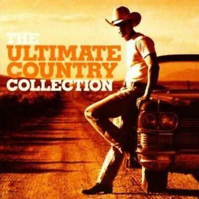 £2.39 • Buy Various Artists : Ultimate Country Collection CD 2 Discs (2004) Amazing Value