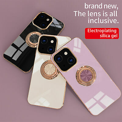 AU12.99 • Buy For IPhone 13/12/Pro/Max/Mini 11 XS XR 8 7 Shockproof Case Silicone Luxury Cover