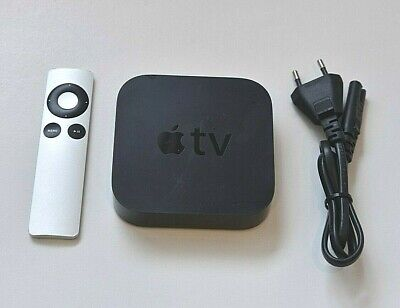 AU53.50 • Buy Apple TV 3rd Gen Model A1427, EMC 2528, In Perfect Working Condition