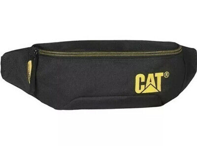 £14.99 • Buy CAT The Project Waist Bag Men100% Original Brand New With Tags Black Fanny Pack