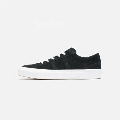 £37.99 • Buy Converse Mens All Star CONS One Star CC Ox Black Suede Lace Up Sneaker Trainers