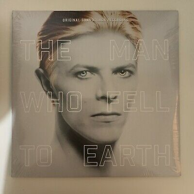 The Man Who Fell To Earth Soundtrack Vinyl New Sealed David Bowie • 16£