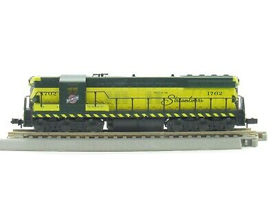 AU32.30 • Buy N Scale Used Atlas Powered Locomotive SD9 Chicago And Northwestern