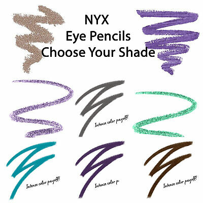 £6.49 • Buy NYX Waterproof Mechanical Retractable Eye Liner Various Shades Available