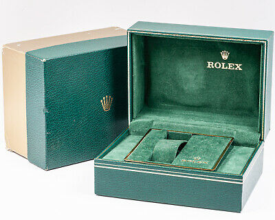 $ CDN363.88 • Buy Excellent Rolex Vintage 1980's Inner/Outer Box Set! 16550 16800 5513 16750 1016!