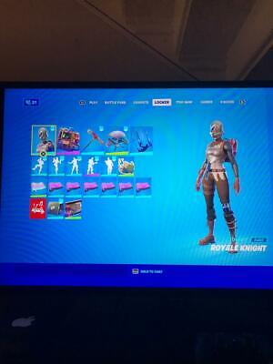 $ CDN999.84 • Buy Account FN (Season 1) - Exclusive Items - 50 Skins