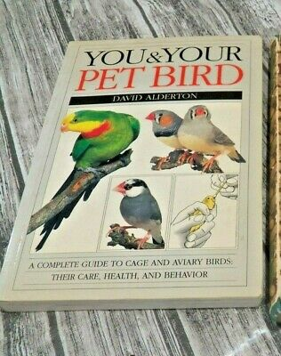 £10.91 • Buy Soft Cover Bird Books You & Your Pet Bird Complete Guide To Cage & Aviary Birds