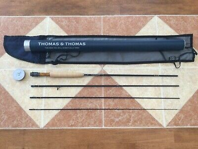 $ CDN712.22 • Buy Thomas & Thomas 486-4 864 Avantt Fly Fishing Rod W/tube/sock (for 4wt Line Reel)