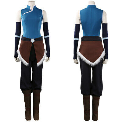 $ CDN68.74 • Buy Avatar:The Legend Of Korra Cosplay Costume Outfits Halloween Carnival Suit