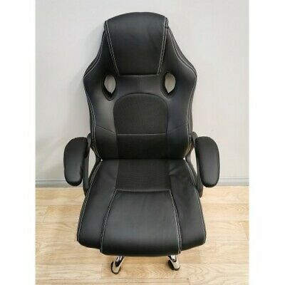 AU128 • Buy Ultra Gaming Comfort Manager Computer Laptop Pc Office Chair Black Ut-c588tk