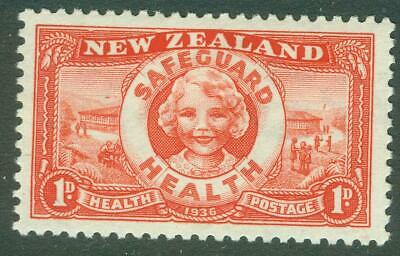 AU1.50 • Buy  New Zealand. Health.1936. 1d. MH.