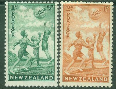 AU5 • Buy  New Zealand. Health.1940. Set Of 2. MH.