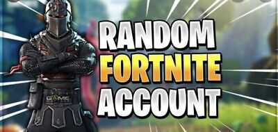 $ CDN11.96 • Buy Förtnite Account Mit 5-25 Skins!