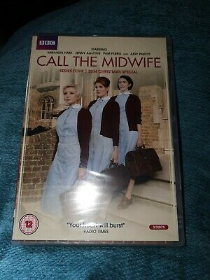 £8 • Buy Call The Midwife Series 4.dvd.new And Sealed.