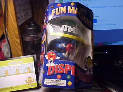 $10 • Buy M&M's Fun Machine Candy Dispenser No Candy Included