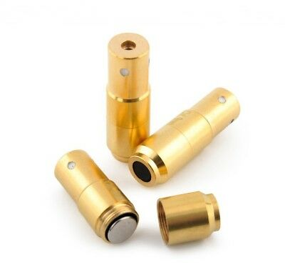 $ CDN30.86 • Buy New 9MM Red Dot Laser Bore Sight Trainer Cartridge For Dry Fire Training Hunting