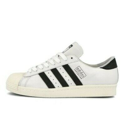 $ CDN138.09 • Buy Authentic Adidas Originals Men's Superstar 80s Recon Classic  Size UK 10- EE7396