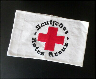 £49.99 • Buy German RED CROSS Armband Deutsches Rotes Kreuz ( WWII Or After The World War )