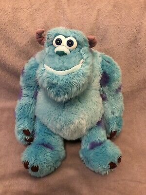 £9.99 • Buy Authentic Disney Store Sulley From Monsters Inc Large Soft Plush Toy