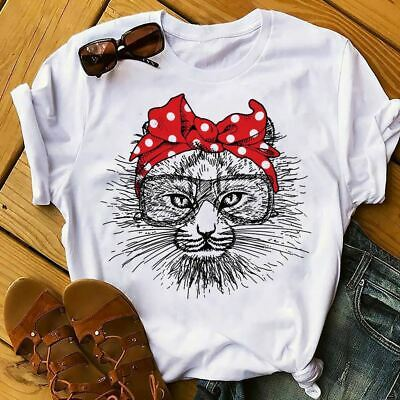 £13.99 • Buy Cat Face T-Shirt