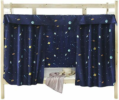 Cabin 1 Piece Bunk Bed Tent Curtain Dustproof Mosquito Protection Screen Net • 14.89£