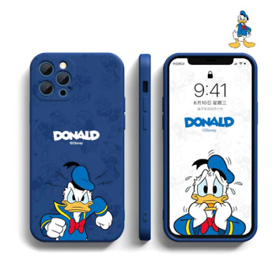 AU5.14 • Buy Case For IPhone 12 11 Pro Mini Max XS XR X 8 7 Funny Disney Soft Cover -30%OFF