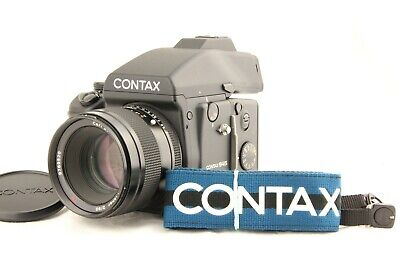 $ CDN5928.64 • Buy 【 Optics MINT 】 CONTAX 645 AE Finder W/ Carl Zeiss Planar 80mm F/2 T* From JAPAN