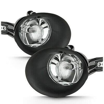 $38.99 • Buy 2002-2008 Dodge Ram 1500 03-09 2500 3500 Glass Bumper Fog Lights Driving Lamps