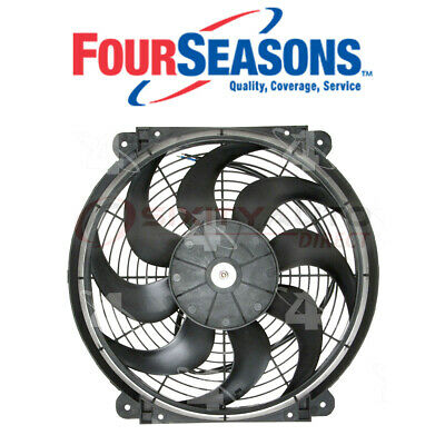 $77.56 • Buy Four Seasons Electric Cooling Fan Kit For 2005-2006 Chevrolet Silverado 2500 Oh