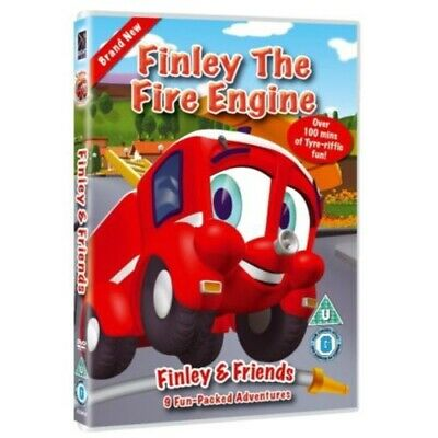 £2.39 • Buy Finley The Fire Engine Vol.1 - Finley And Friends (DVD, 2010)