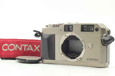 $ CDN496.07 • Buy [MINT / NO Leakage! ] Contax G1 Green Label Rangefinder 35mm W/ Strap From JAPAN