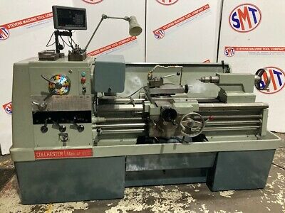 £7500 • Buy Colchester Mascot 1600 Gap Bed Lathe 40   ( VAT @ 20% Is Included In The Price )