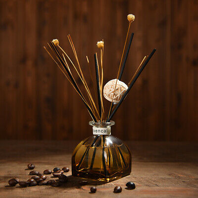 AU10.68 • Buy Dried Flower Rattan Fragrance Diffuser Sticks Reed Replacement Aroma Home Decor