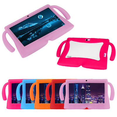 AU12.99 • Buy Cute Universal 7  Inch Soft Silicone Cover Case For Android Kids Tablet PC Hot