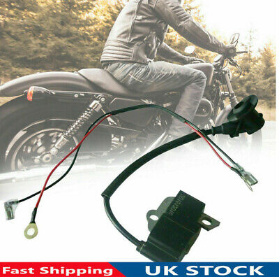 £12.95 • Buy Ignition Coil Module & Wire Fit For STIHL TS410 TS420 Cut Off Saws Utility UK