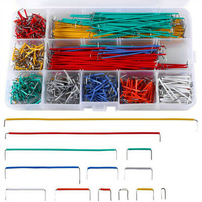 £8.58 • Buy 560/840Pcs Breadboard Solderless Jumper Wire Cable Connector Kit